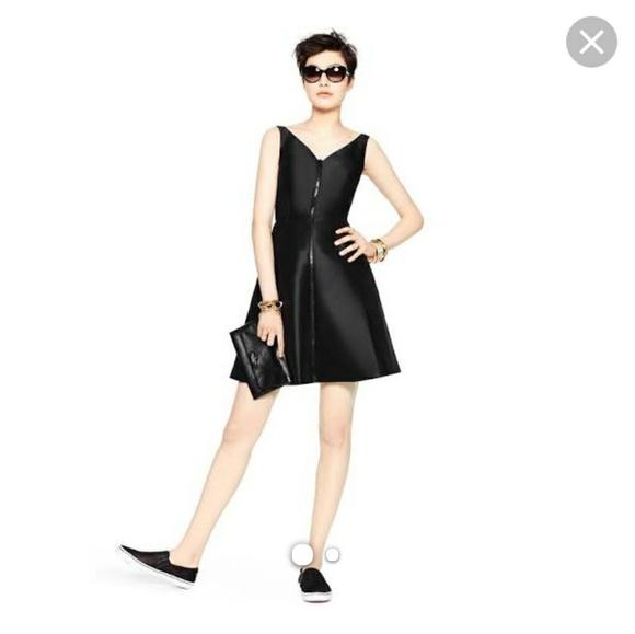 4ae59477261 Kate Spade zip up A line dress
